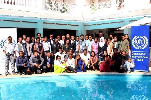 Toliara. Journalistes en Emploi et Travail: 3è réunion du RJSET appuyé par le BIT