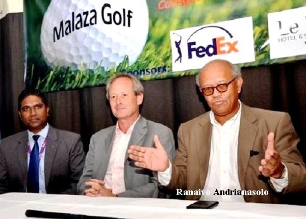 Madagascar Golf. Ranaivo Andrianasolo réélu président de la Fédération